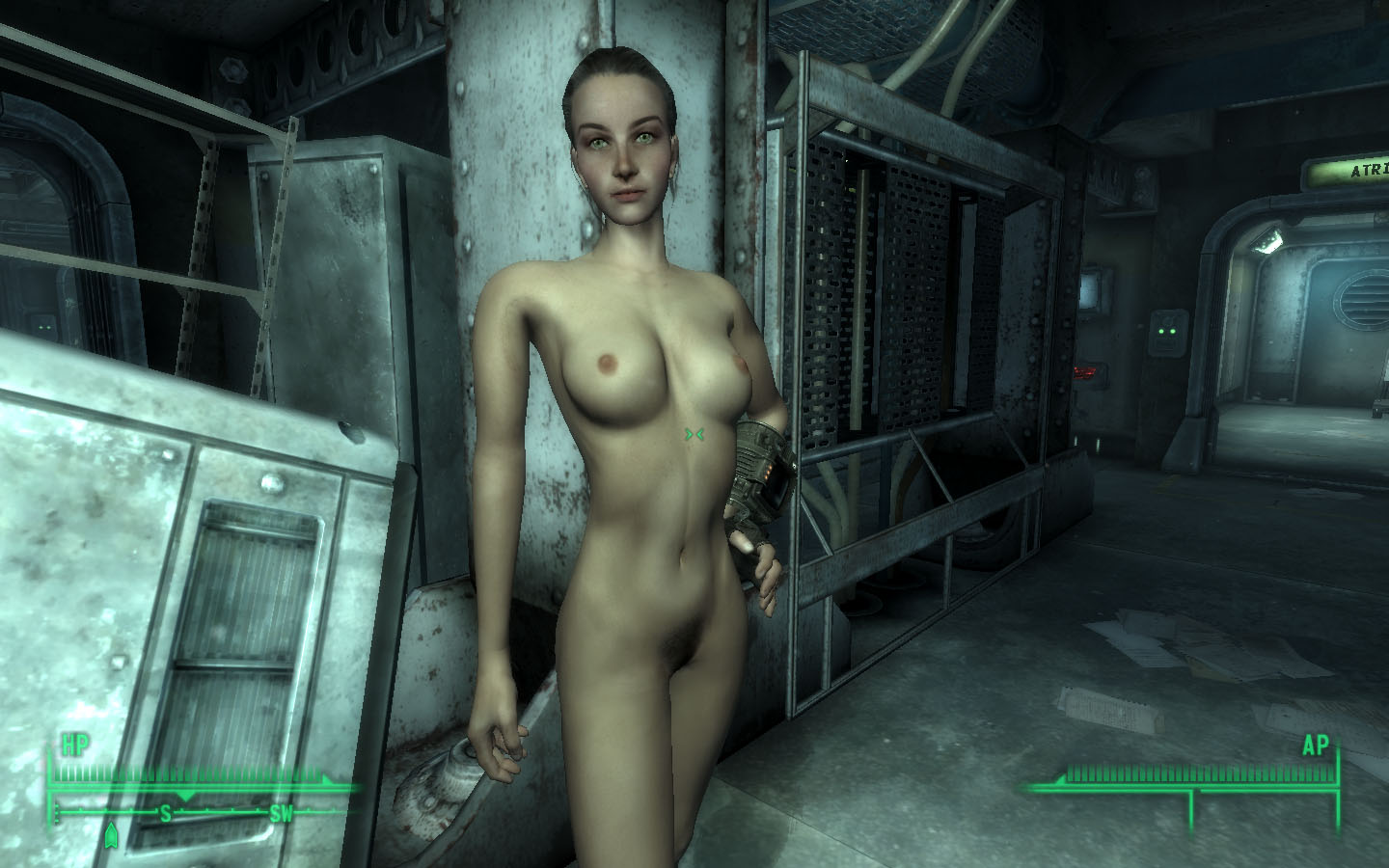 Clover fallout 3 nude adult galleries