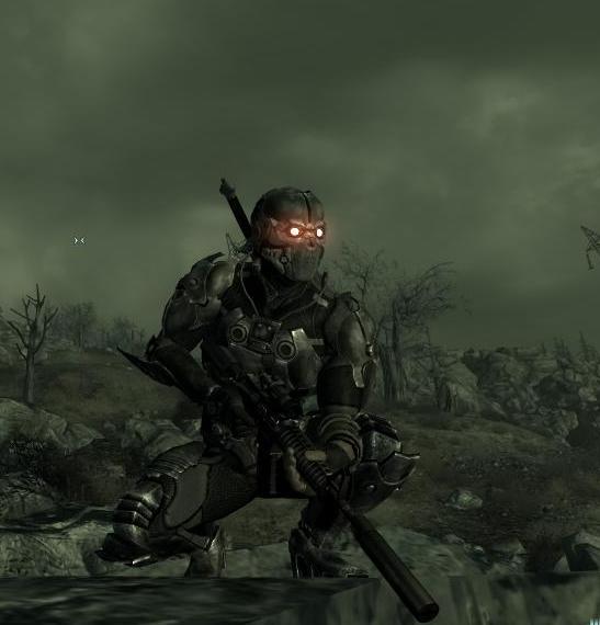 скачать моды на Fallout 3 на броню - фото 8