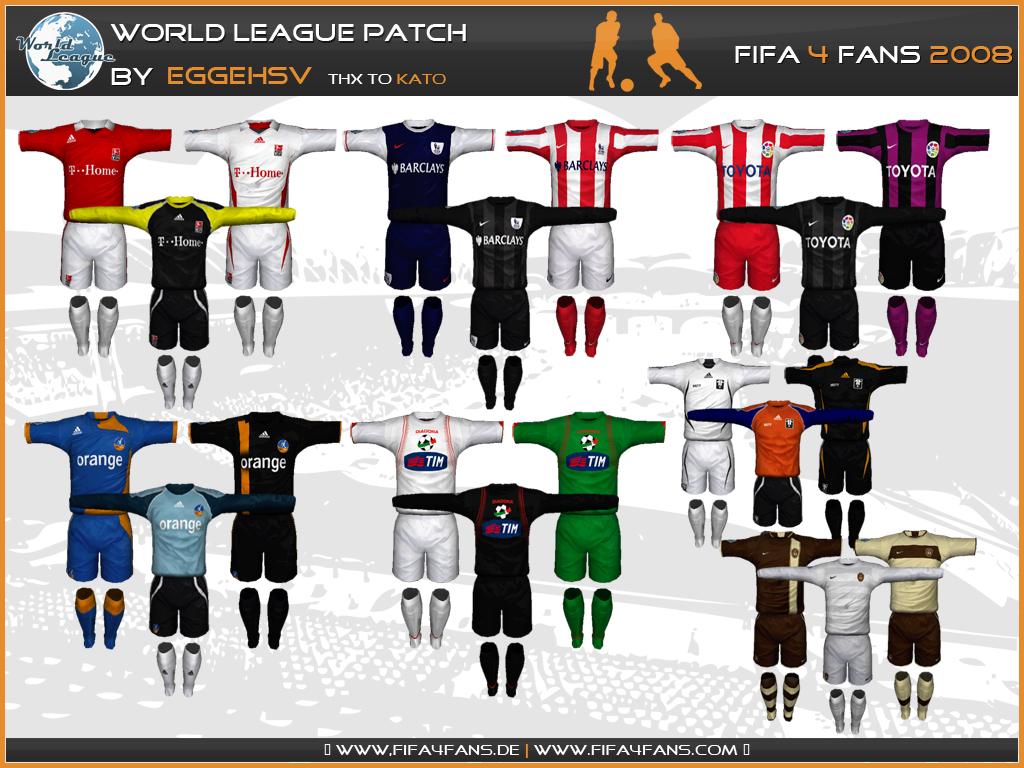 Fifa 2007 Патч Кричалки
