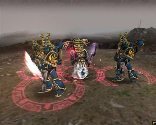 Dark Crusade Патч 1.0