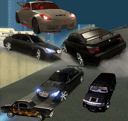 скачать скины на машины на Gta San Andreas - фото 4