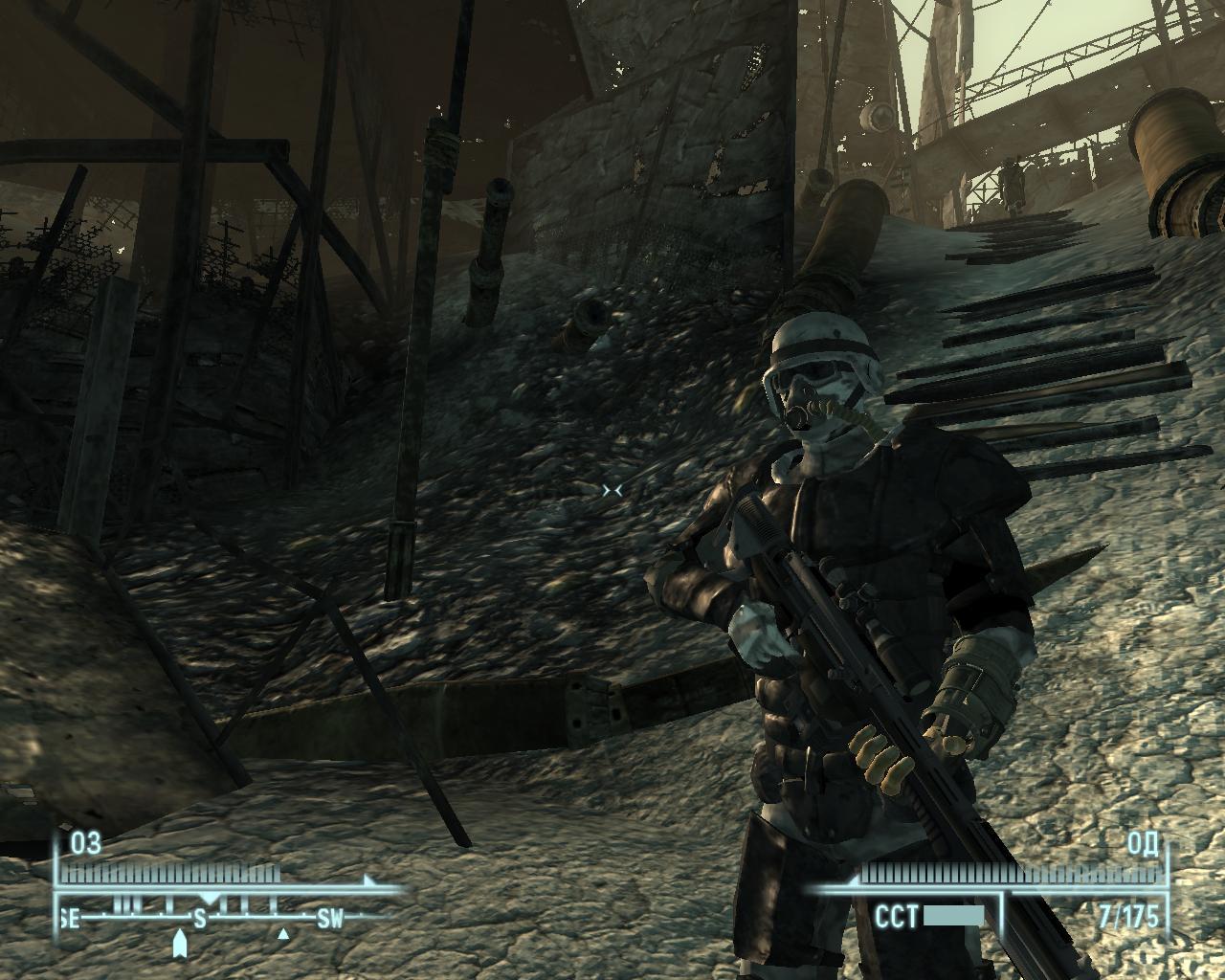 Fallout New Vegas Силовая Броня Коды