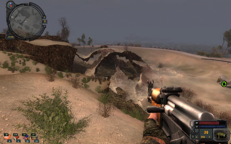 скачать сталкер мод снайпер на сталкер зов припяти
