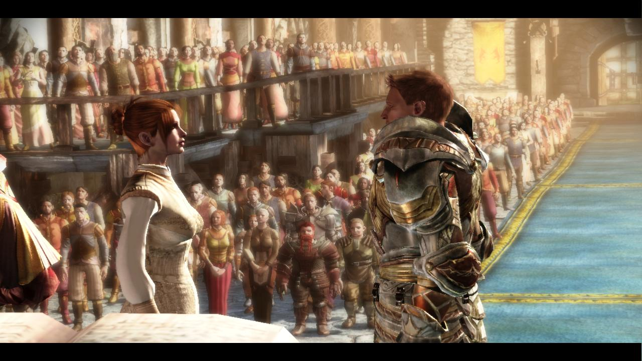 Dragon age origins мод королевская свадьба скачать
