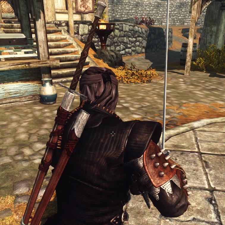 Скачать Мод На Скайрим На Оружие Из Ведьмака - фото 4