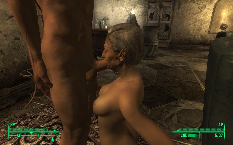 Секс мод в игре fallout 3