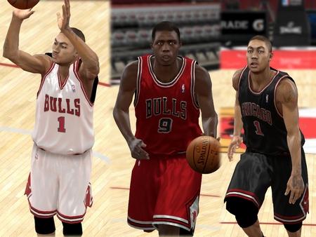 Сообщение от B3LyA. Формы Chicago Bulls. Цитата.