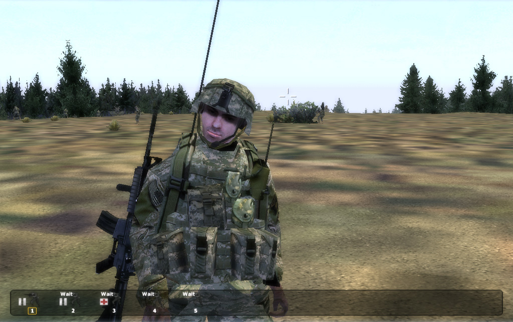 Ru server ofp gallery with addons.