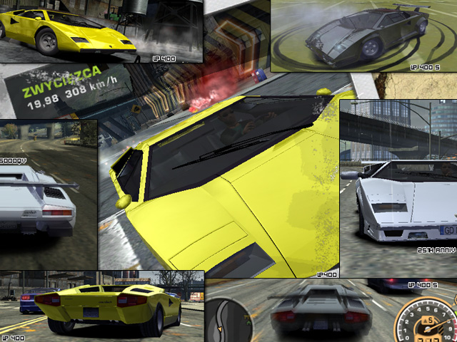 nfs most wanted lambo countach demo. Black Bedroom Furniture Sets. Home Design Ideas