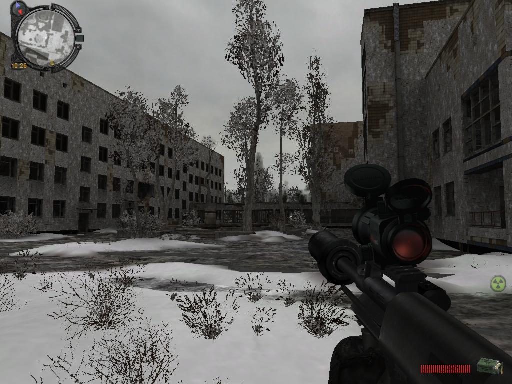 Скачать Игру Сталкер Winter Mod - фото 7