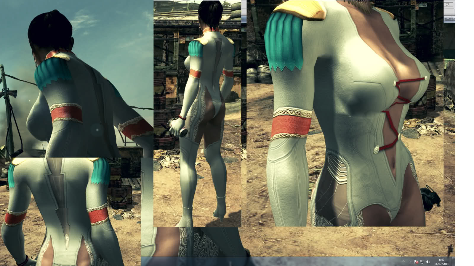 Resident evil 5 nude cheat nsfw pic