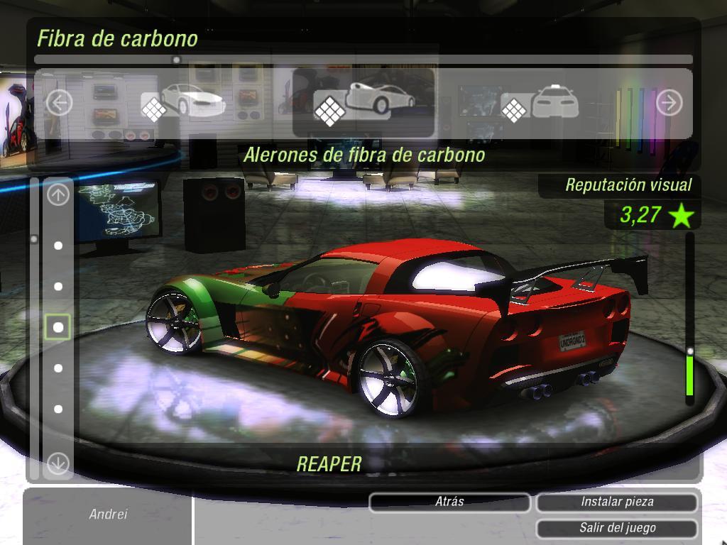 Need For Speed Underground 2 мод скачать - фото 10