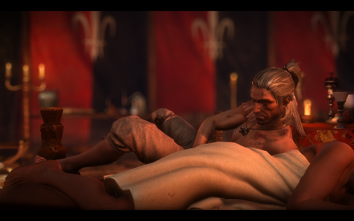 Witcher 2 nude mode naked pictures