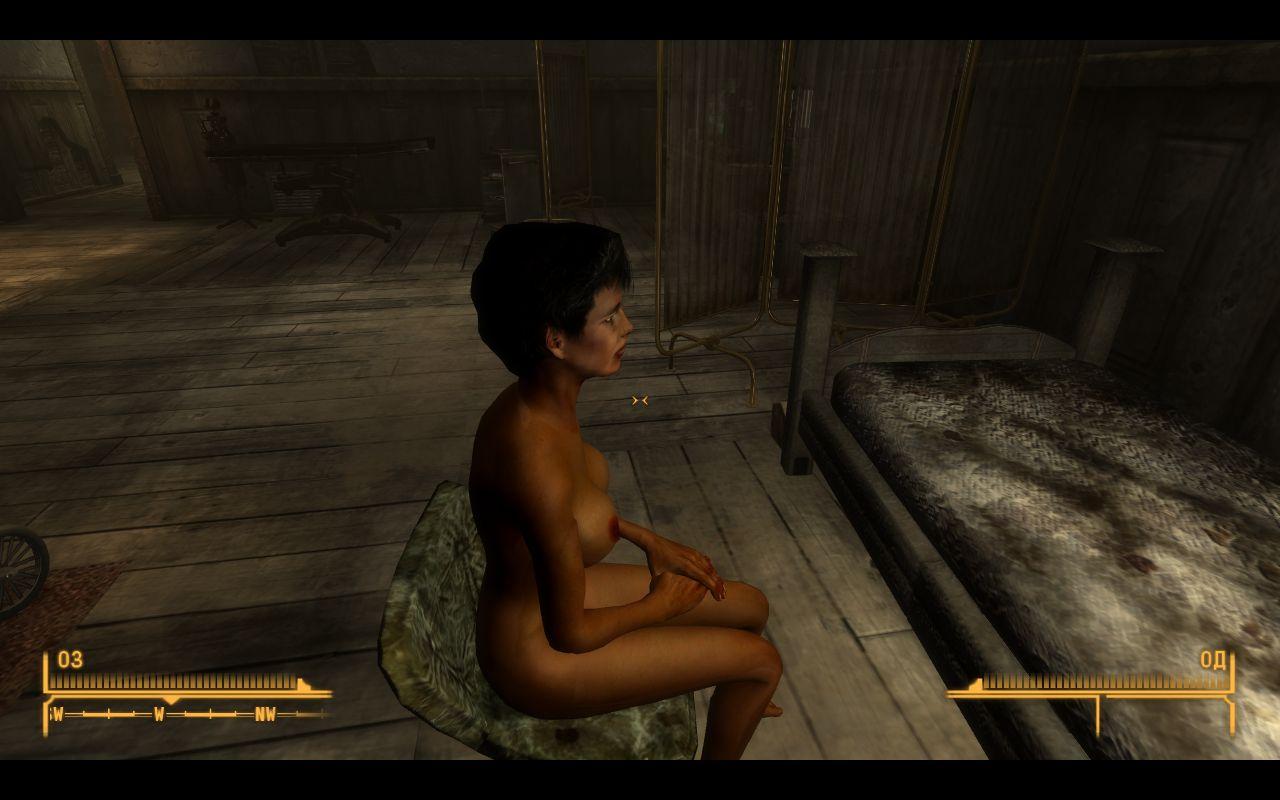 Порно моды для фоллаут нью вегас
