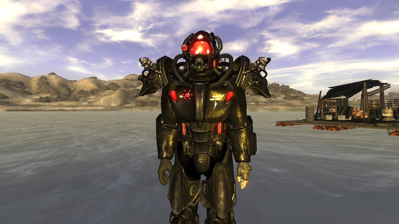 "Fallout: New Vegas ""Colossus Armors"""