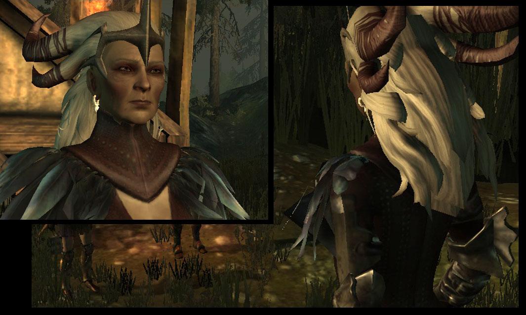 Лучшие сцены секса в dragon age origin