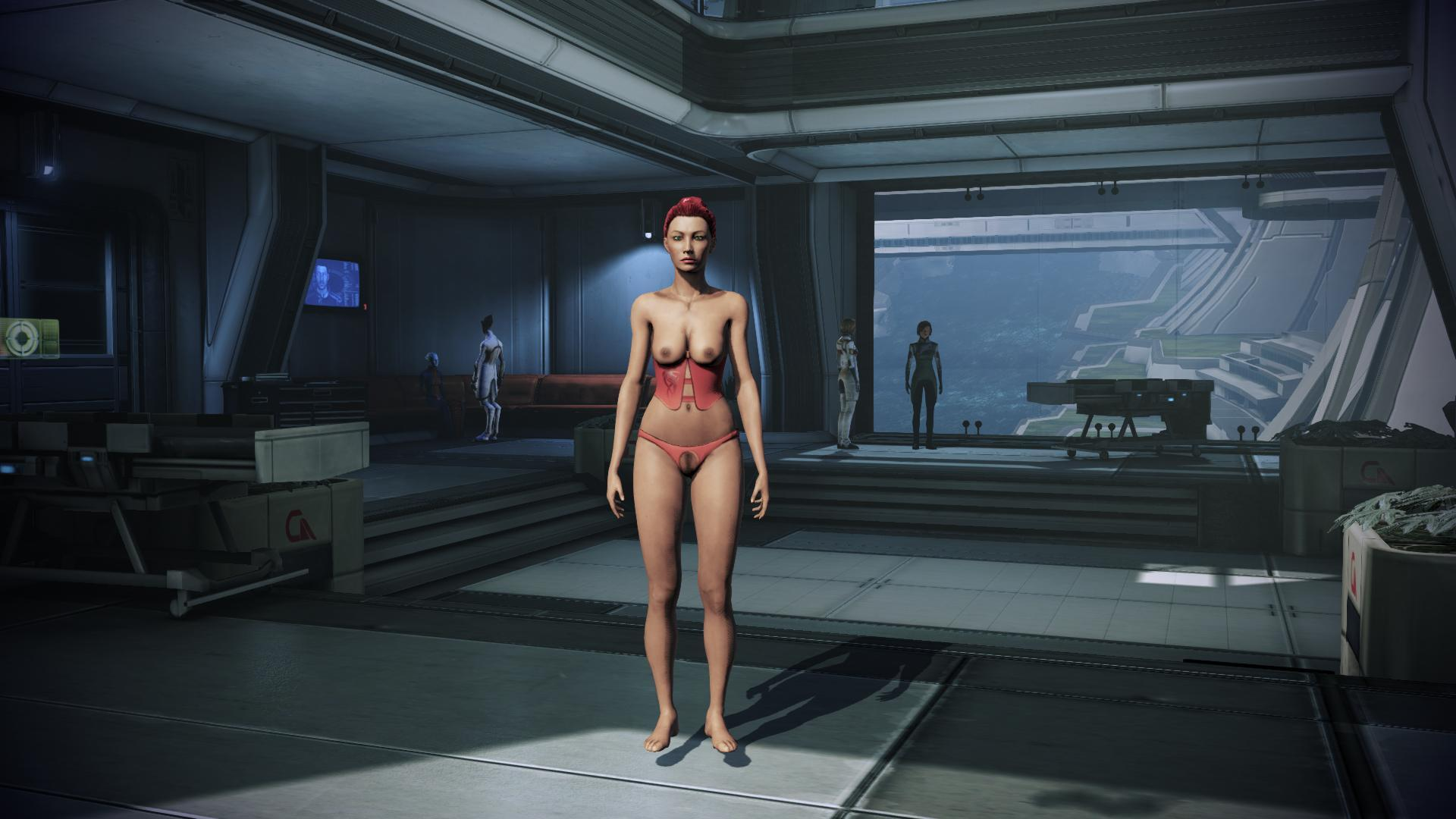 Mass effect nude modes hentai pictures