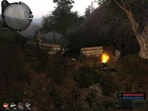 Strong Zone mod v.0.2 Repack by SeregA_Lus