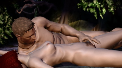Dragon age секс сцены моды