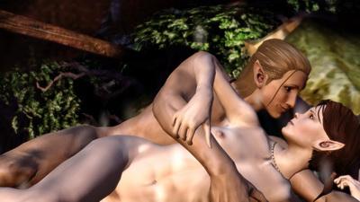 Мод улучшенные сцены секса для dragon age origins