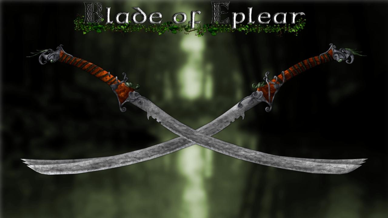 Как сделать большое манулиновое лезвие меча
