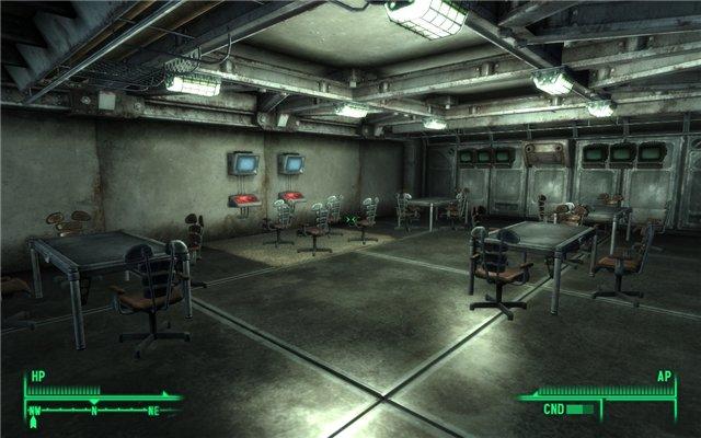 скачать моды к игре fallout 3 убежища