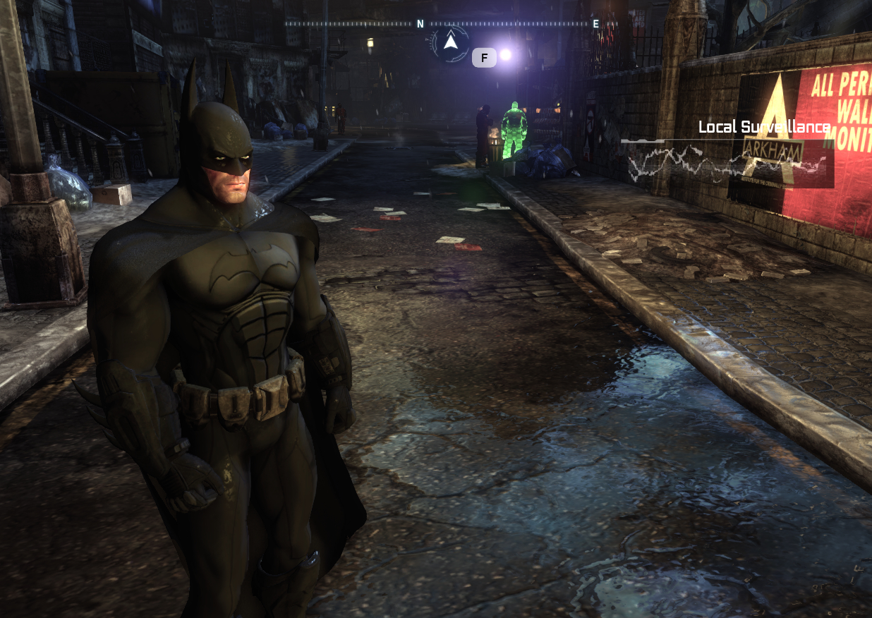 Batman arkham city mod xxx pictures