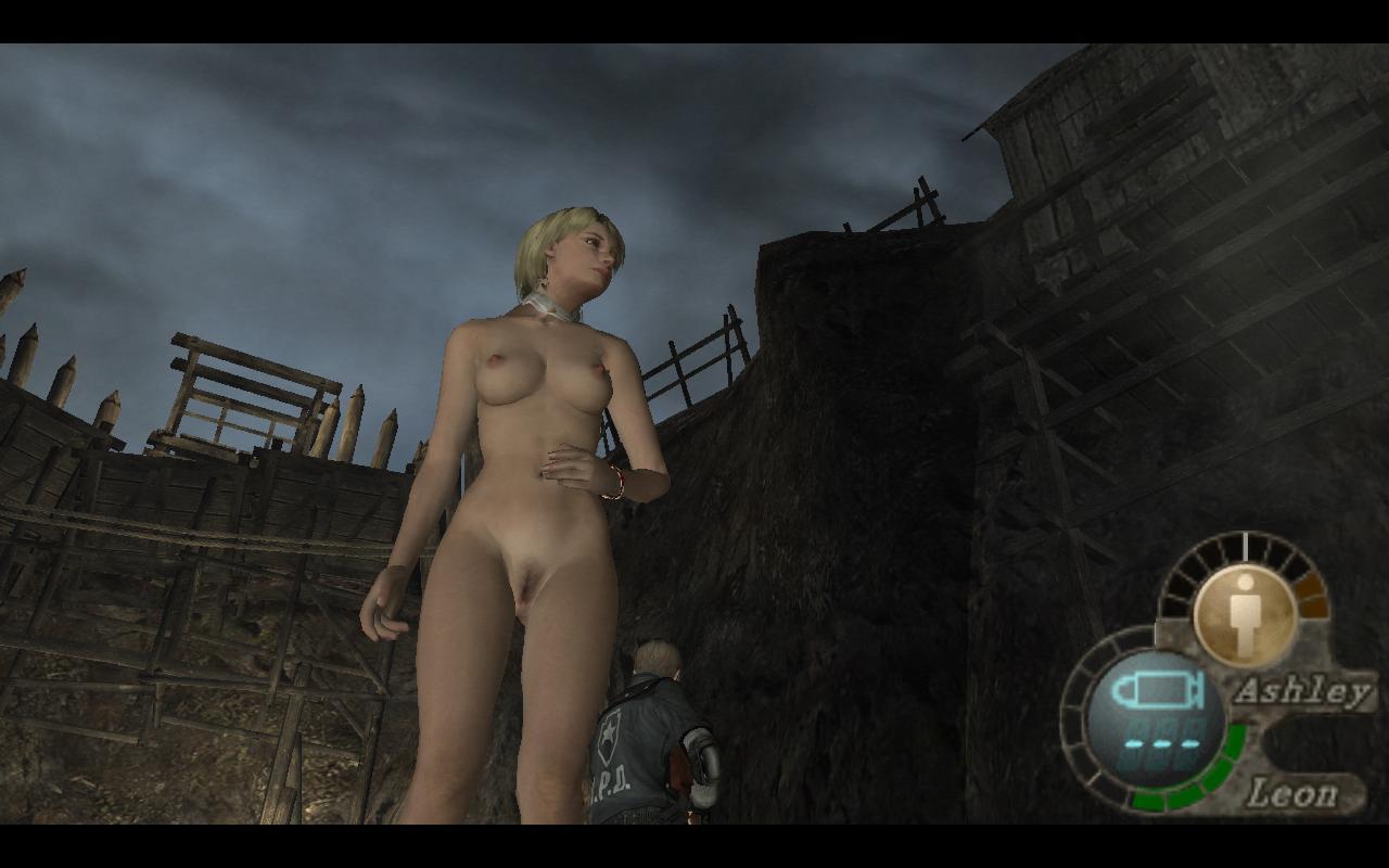 Resident evil desnuda Ashley Graham