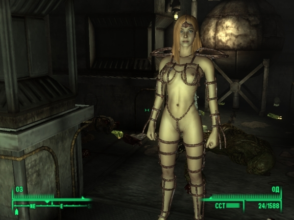 Fallout 3 секс мод как ставить