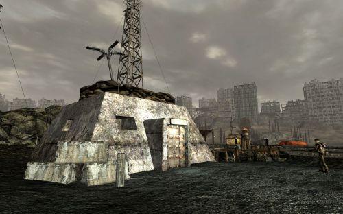 Fallout 3 Project Valhalla (Проект Вальхалла) русифицирован .