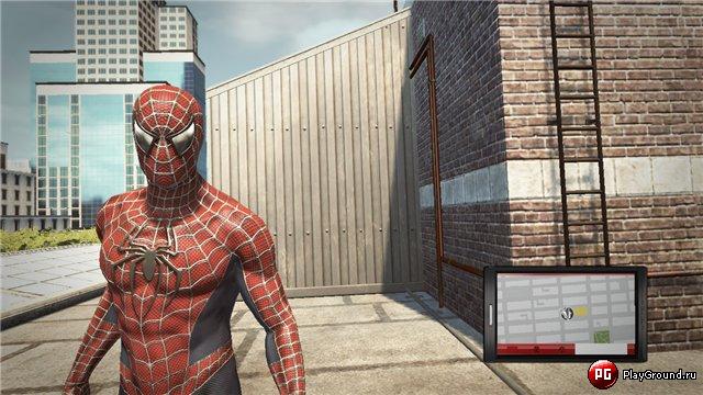 Моды для Amazing Spider Man 2
