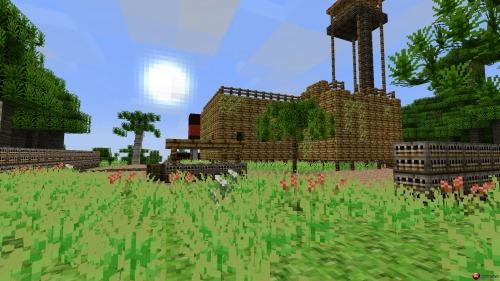 Творением корпел известный minecraft