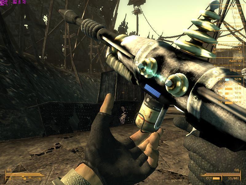 Игра fallout 3 fate of wanderer