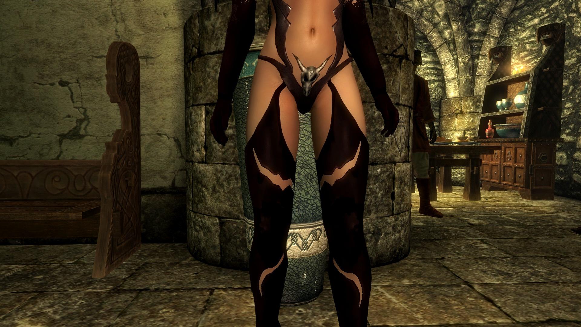 Skyrim succubus boobs nsfw picture