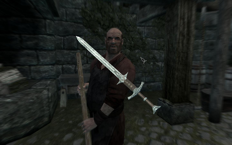 Großes Schwert Re-Tex...
