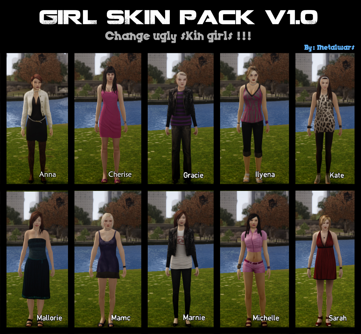 Artificial girl 3 skin mod download porn clips