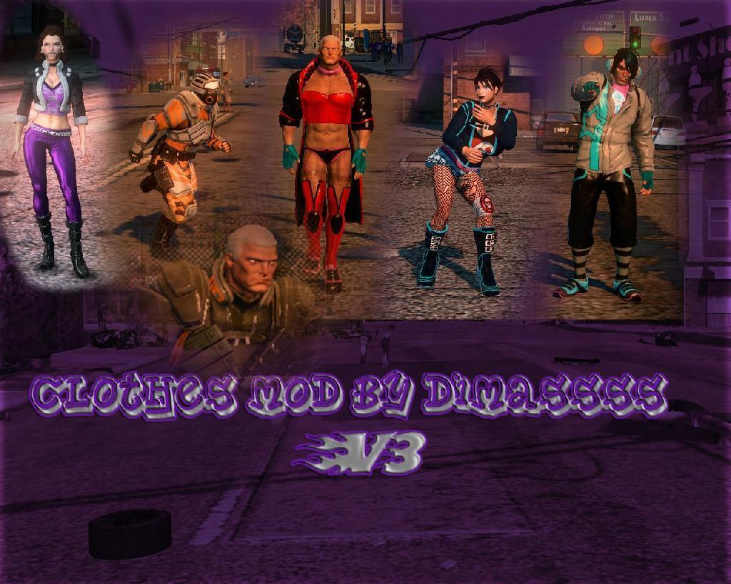 скачать мод на Saints Row 3 скачать - фото 2