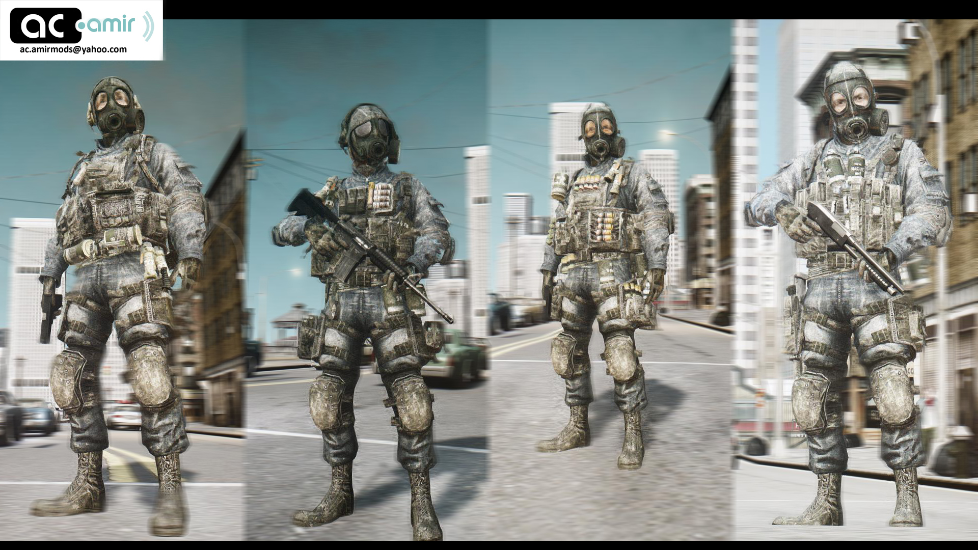 Скачать Call Of Duty Mw4