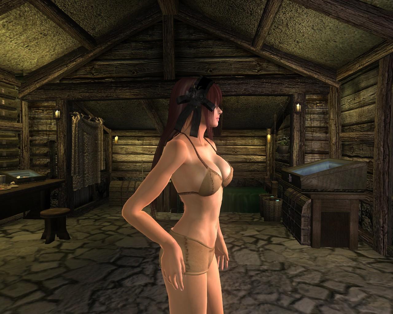Порно моды для игры обливион скриншоты