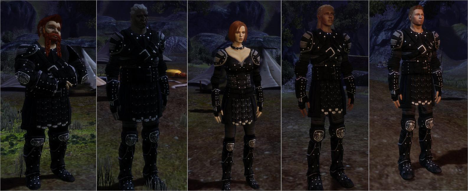 Dragon Age Origins моды Сон до Рассвета