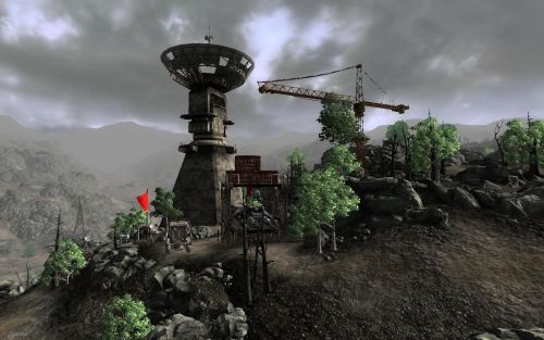 Русификатор Fallout 3 Point Lookout
