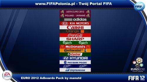 FIFA 12 патчи. Дополнение добавит в игру официальную рекламу на стадионах