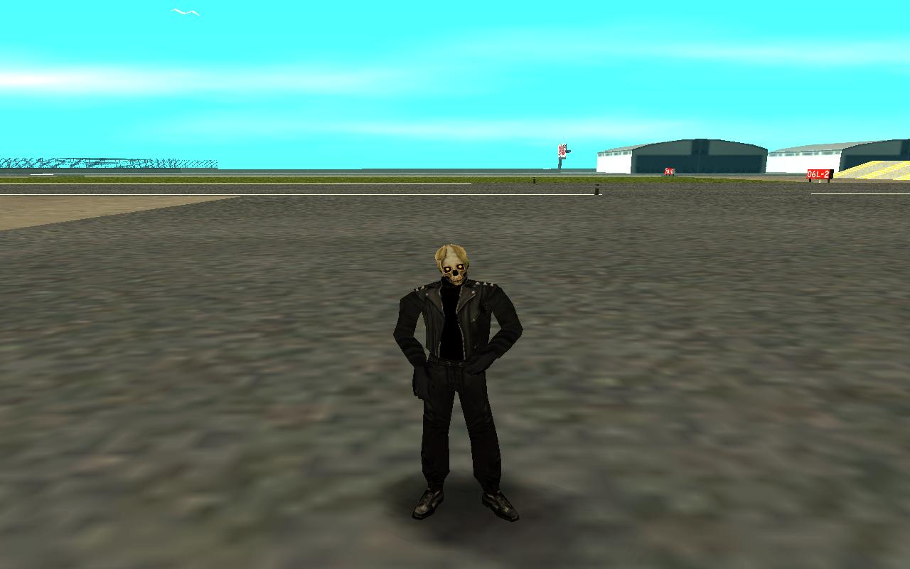 Скачать дополнение к GTA San