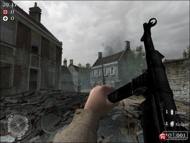 Call Of Duty 2 моды скачать - фото 7