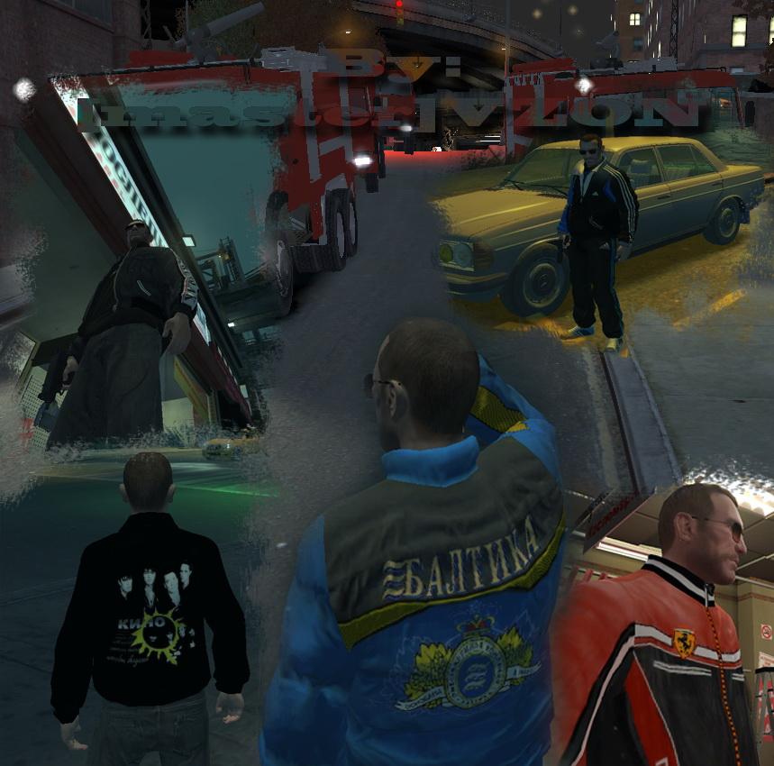 Замена Русского Магазина для GTA 4.