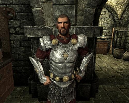 Tes 5 skyrim броня имперского легиона