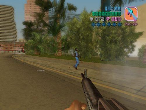 """GTA.ru :: GTA 4 :: GTA San Andreas / GTA: Vice City / Файлы / GTA VC """"First Person Mod"""" игры онлайн играть бесплатно"""