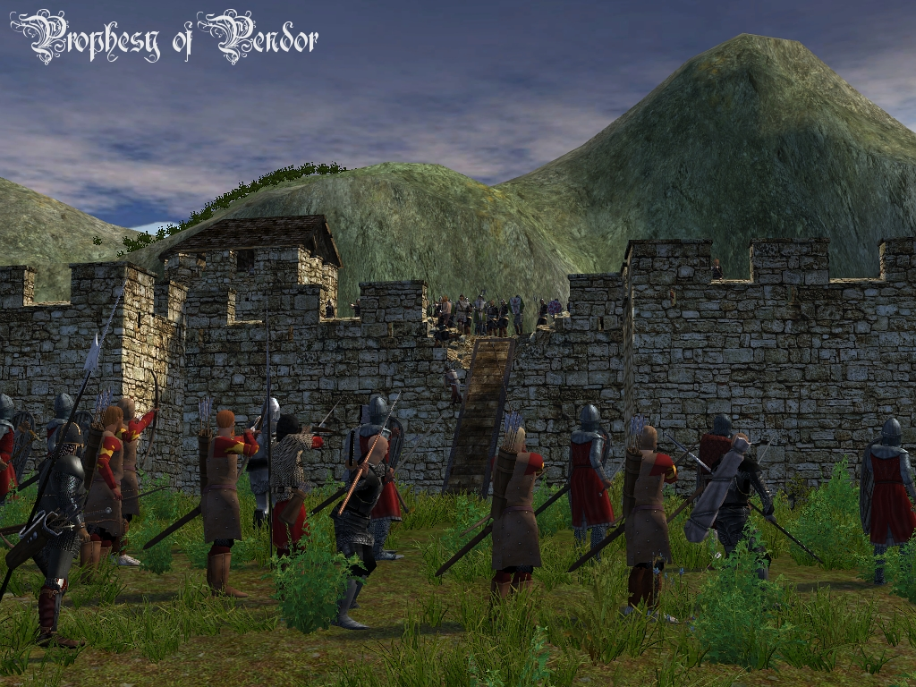 """Mount & Blade """"Prophesy of"""