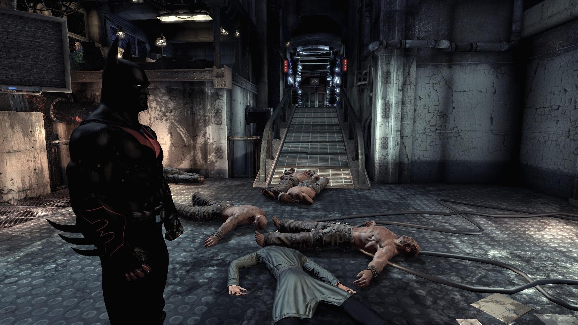Установка Batman Arkham Asylum