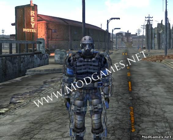 Скачать Мод На Fallout New Vegas На Броню - фото 11